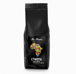 "Кофе в зернах Mr.Brown Specialty Coffee ""Ephiopia Yirgacheffe"" (1 кг)"